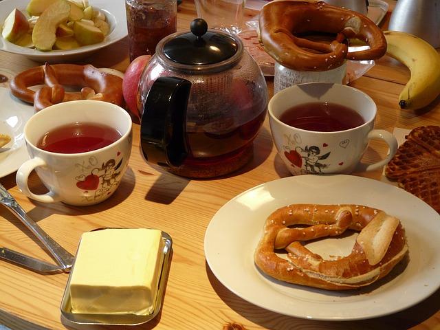 frühstück abnehmen gesund