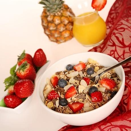 abnehmen mit obst und joghurt