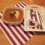 Schnelles Rezept für leckere Low Carb Tomatensuppe