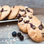 Low Carb Kekse Rezept – Mit Heidelbeeren für zwischendurch