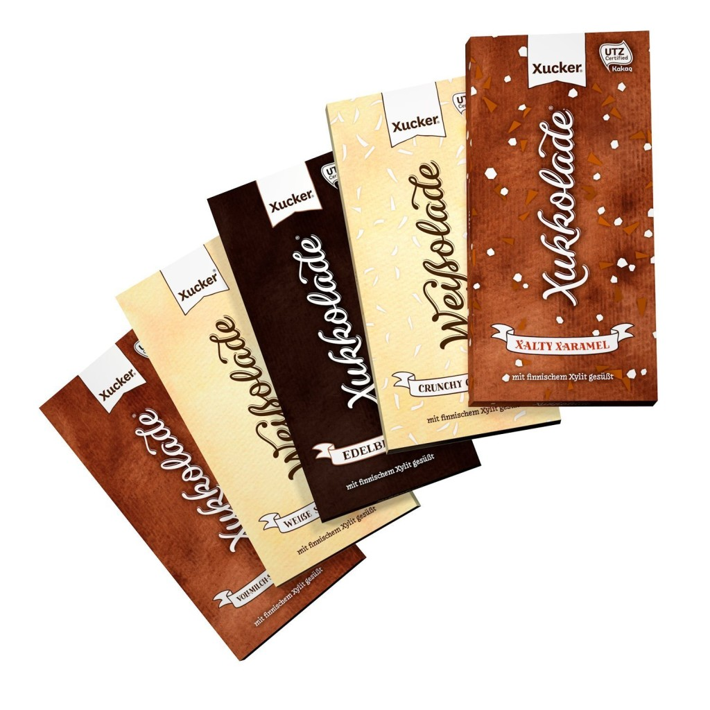 Low Carb Schokolade 5er
