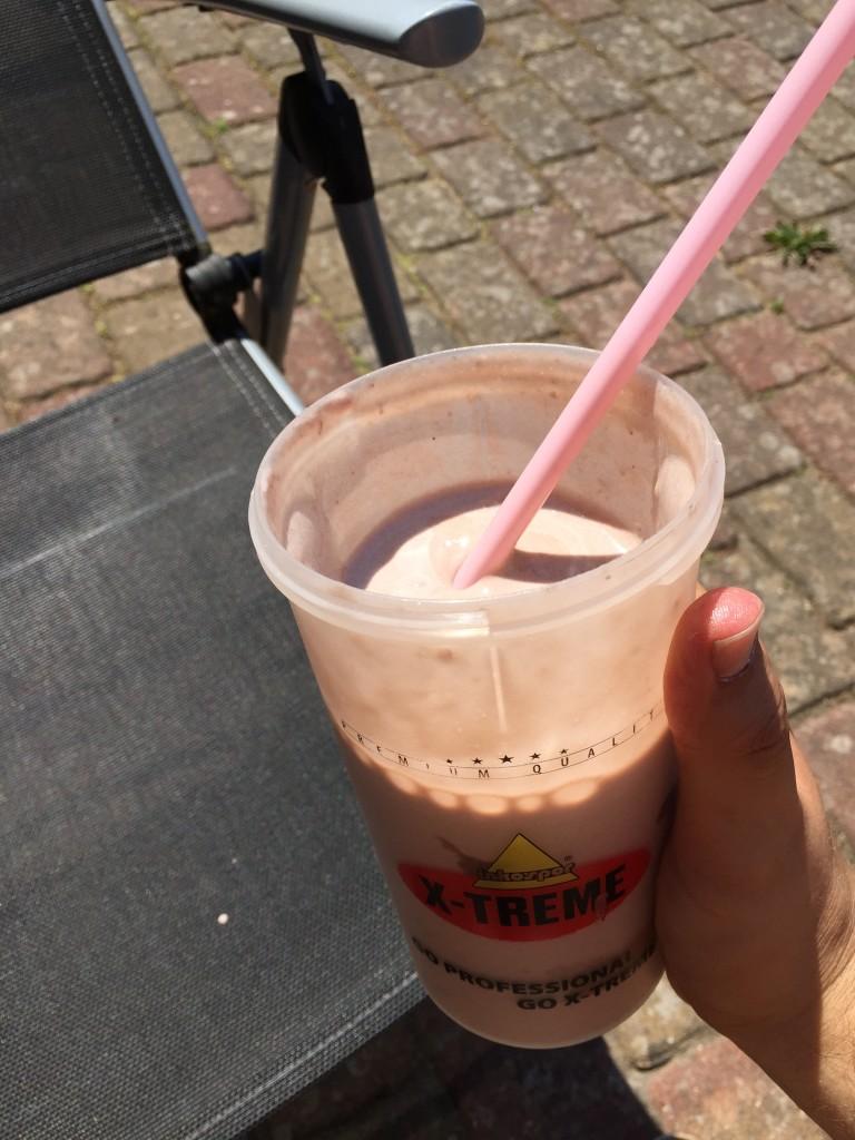 Choco Brazl Shake