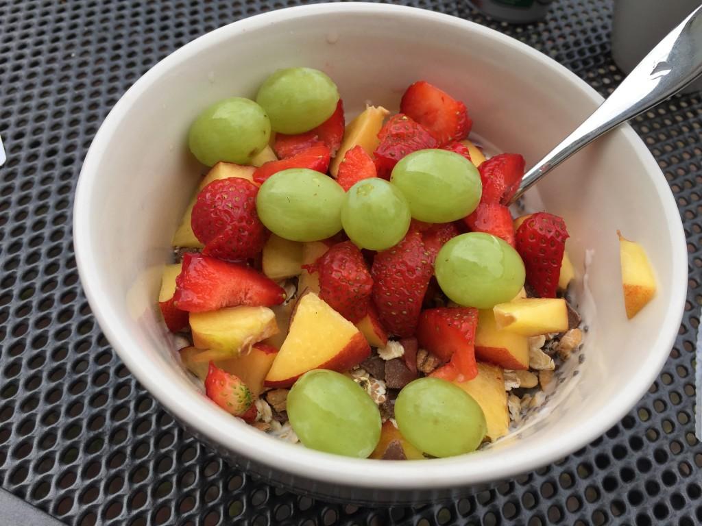 Frühstück Tag 6