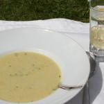 Low Carb Lauch-Käse-Suppe Rezept – Super lecker und einfach