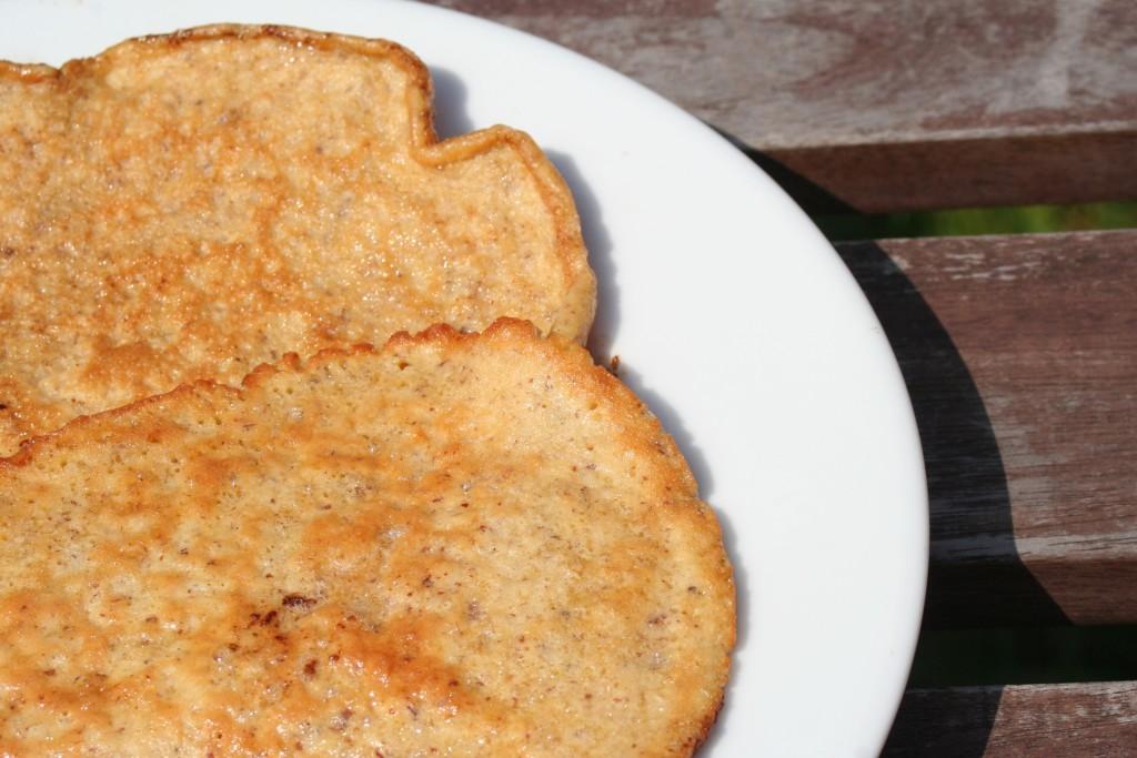 Pancakes haferkleie