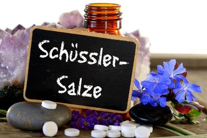 Schüssler Salze abnehmen