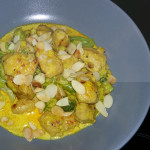 Low Carb Puten Curry mit Brokkoli - blitzschnell