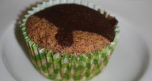 Low Carb Muffins schwarz-weiß