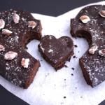 Das perfekte Geschenk - Low Carb Schoko Valentinstag Torte