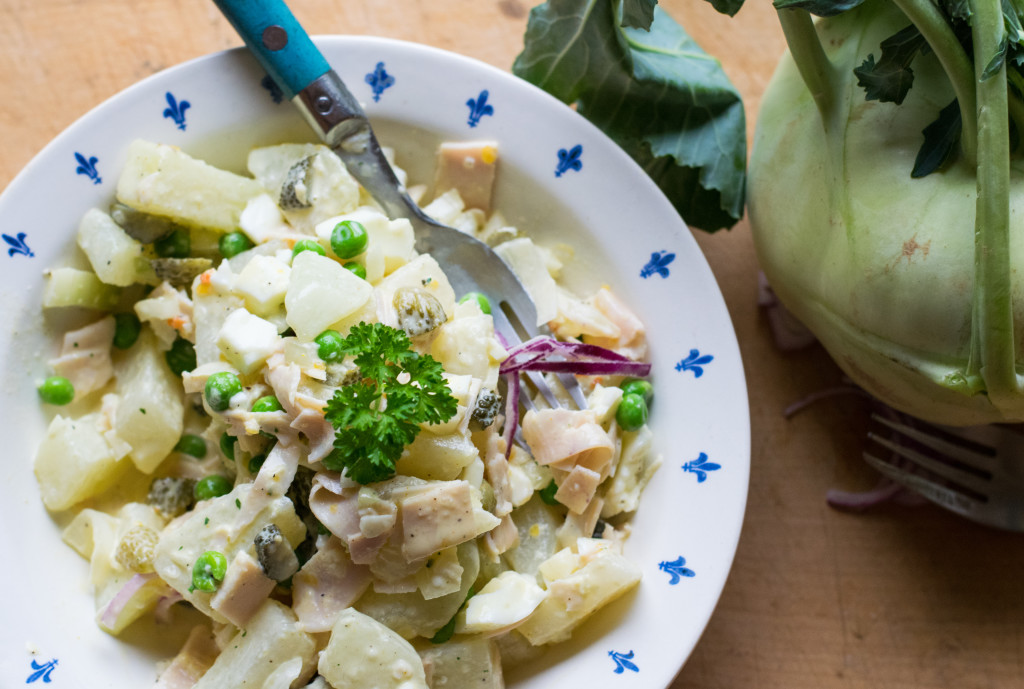Low Carb Kartoffelsalat