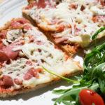 Low Carb Thunfisch Pizzateig - Super leckere Alternative