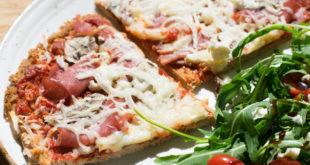 Thunfisch Pizzateig