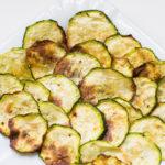 Zucchini-Chips - der gesunde und leckere Low Carb Snack!