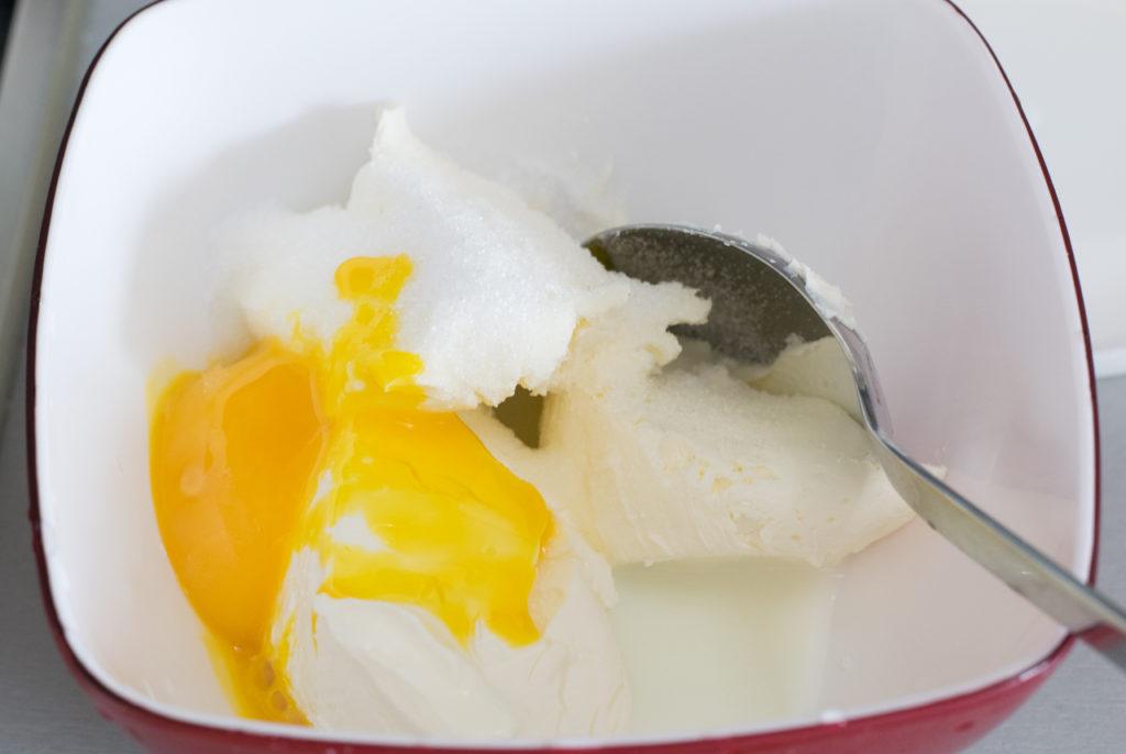 Mascarpone Creme zubereiten