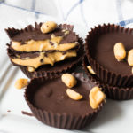 Low Carb Peanut Butter Cups - einfach & lecker
