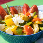 Cremiges Low Carb Putengeschnetzeltes mit Pesto & Parmesan