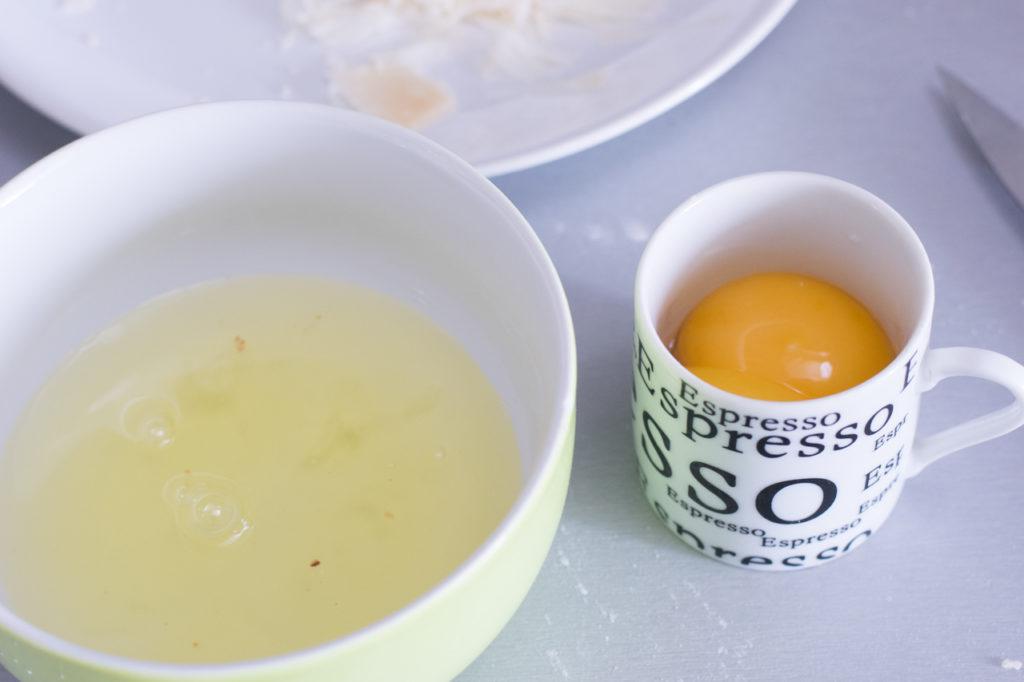 Eier trennen