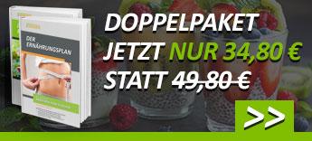 Doppelpaket jetzt nur 34,80€ statt 49,80€