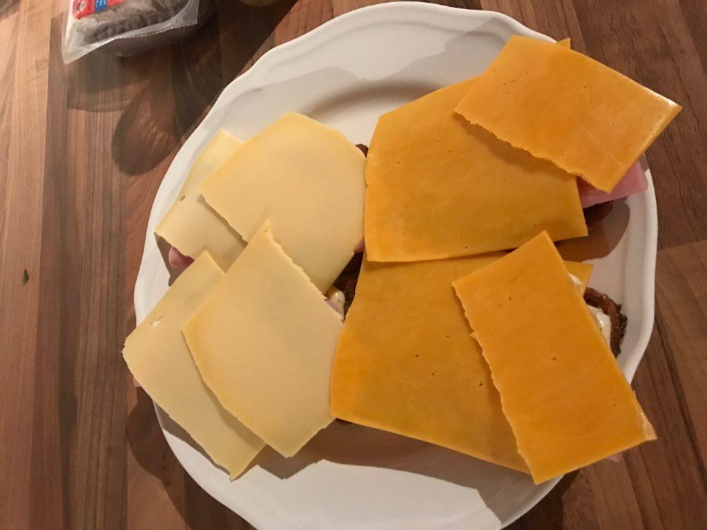Käse rauf