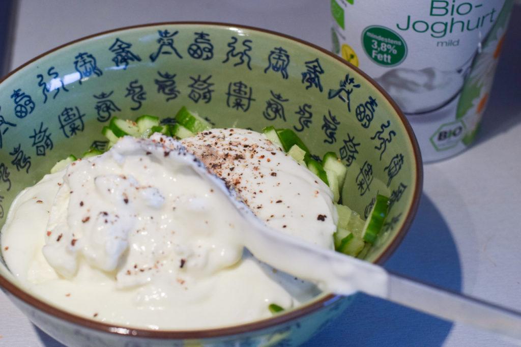 Joghurt würzen
