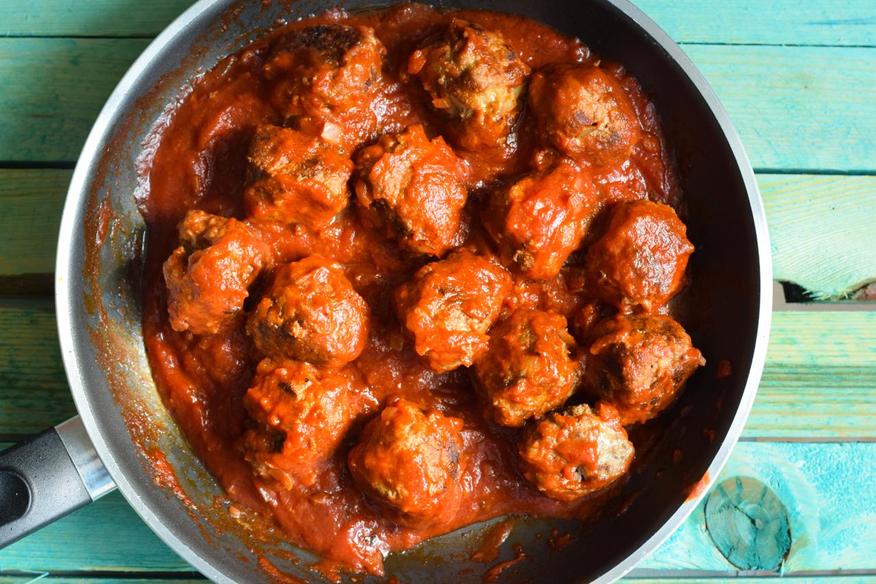 fleisch in tomatensauce italienisch