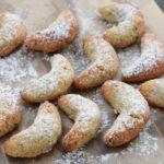 Köstliche Low Carb Vanillekipferl für die Weihnachtszeit!