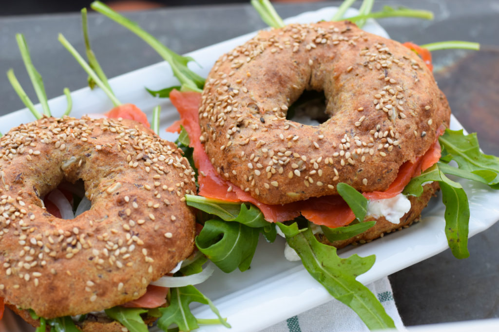 Fertig - Low Carb Bagel
