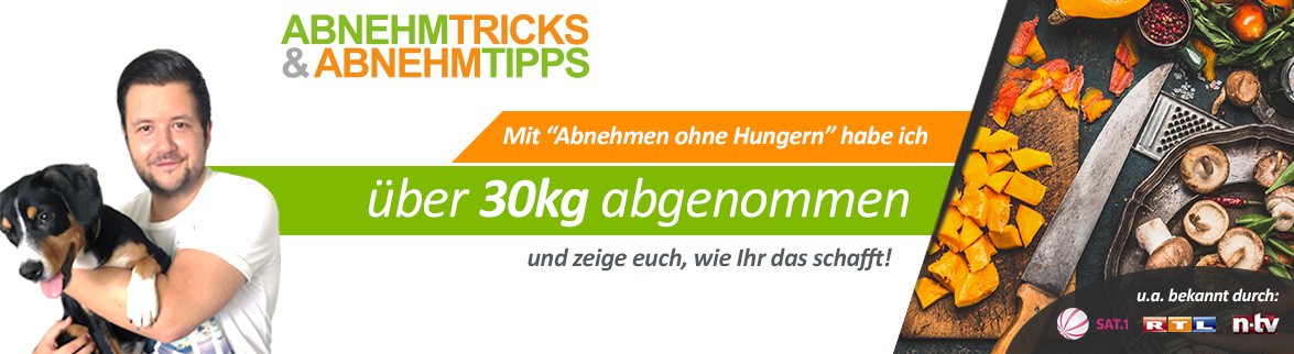 Abnehmtipps & Abnehmtricks – Bennys Low Carb Abnehmblog