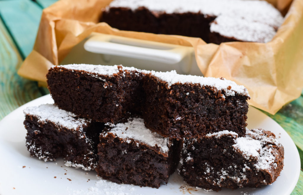 Low Carb Schoko Brownies