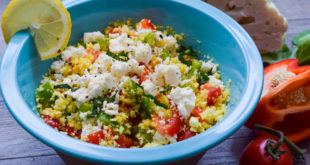 Low Carb Blumenkohl Couscous