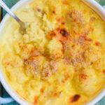 Low Carb Cauliflower Mac'n'Cheese - köstlich & besser als Original