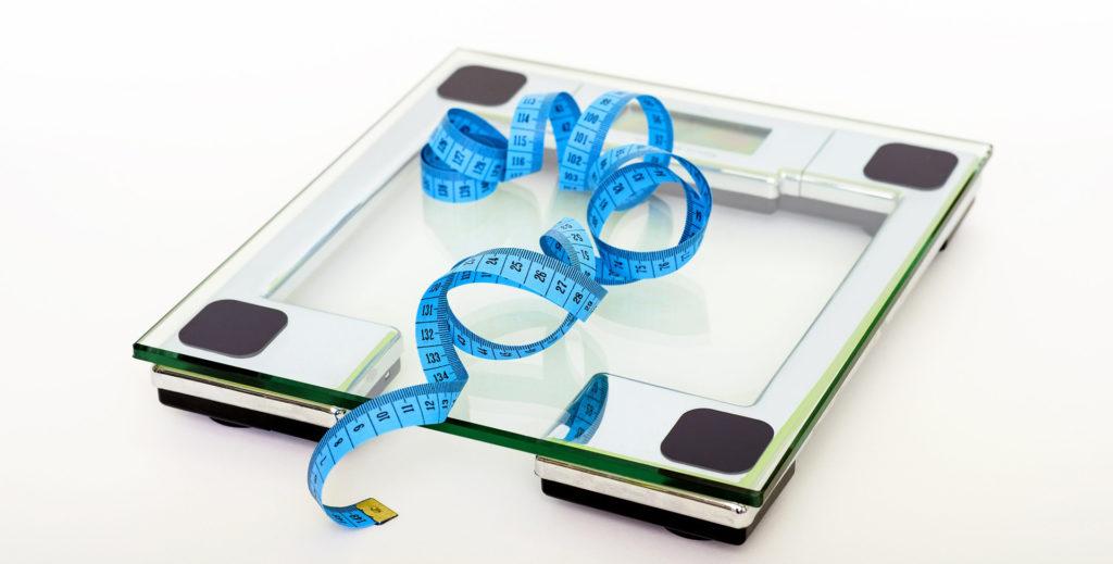 gewichtsschwankungen waage