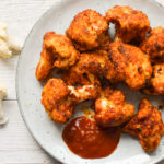 Vegane Low-Carb Chicken Wings (Buffalo Hot Wings)