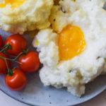 Der neue Eier-Trend - Low Carb Cloudeggs