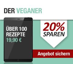 Der Vegane Plan jetzt nur 19,90€ statt 24,90€