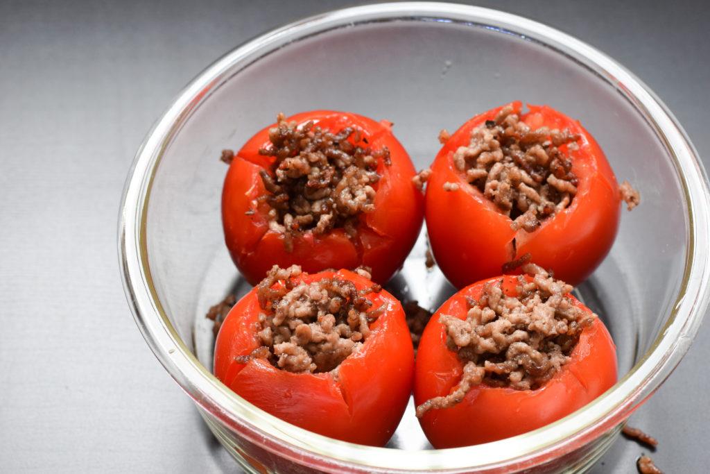 Tomaten füllen