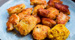 Low Carb Schnitzel Nuggets